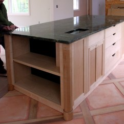 Custom Kitchen Island Cleaners A Finewoodworking