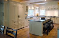 a custom kitchen island - FineWoodworking