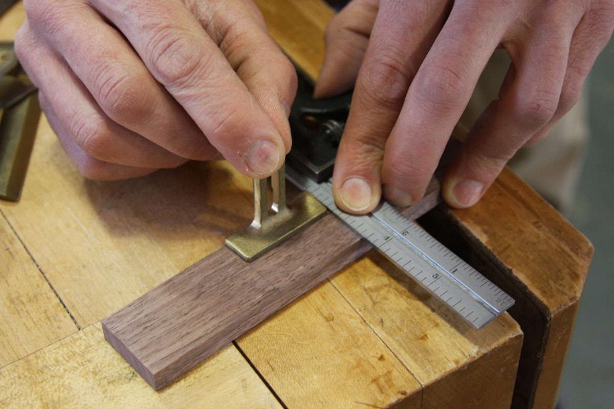 Sliding Dovetail Plane