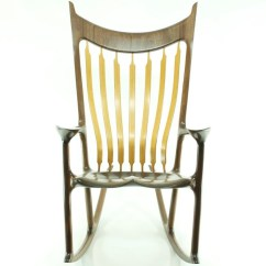 Sam Maloof Rocking Chair Plans Hal Taylor Wedding Reception Without Covers Old Growth Southern Yellow Pine Walnut Inspiration 2 0 And This Sculpted