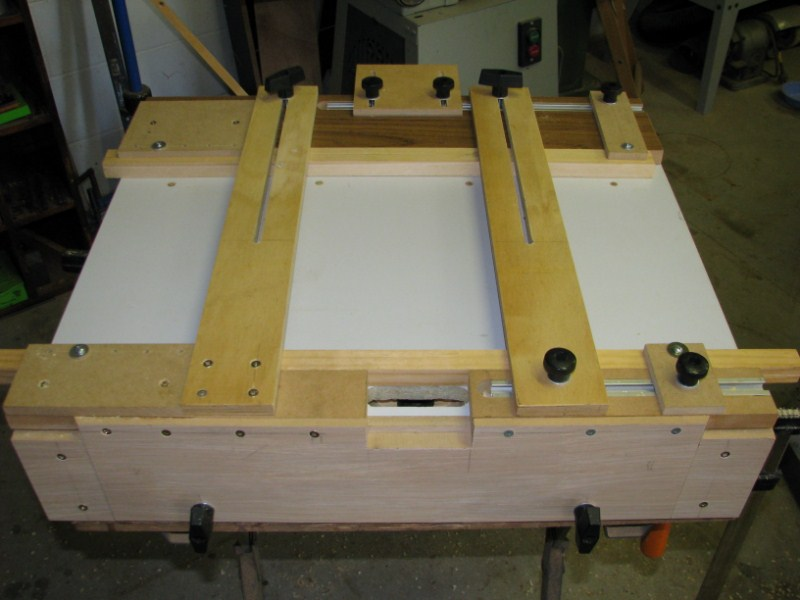 Router Jig  Setup Jig  FineWoodworking