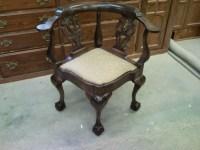 Goddard Corner chair - FineWoodworking