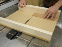 Build a Super-Precise Tablesaw Crosscut Sled - FineWoodworking