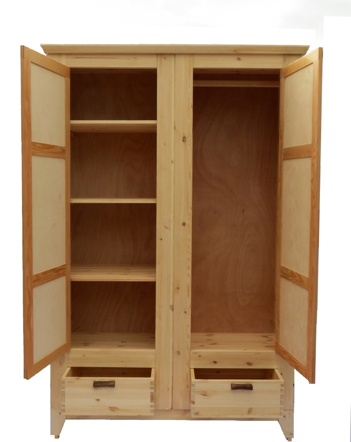 clothes cabinet  FineWoodworking