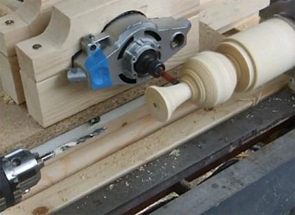 Delta Wood Lathe Duplicator