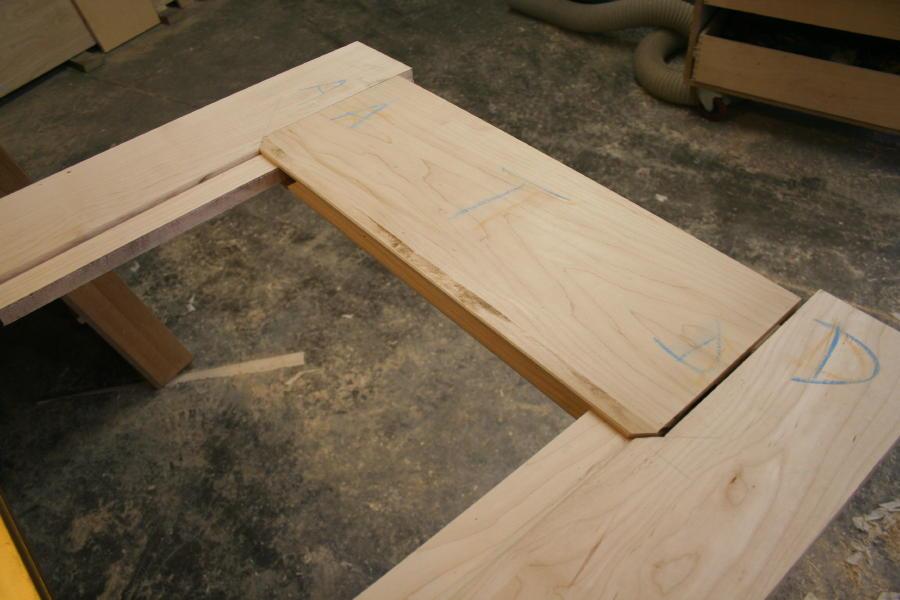 Building an Interior Door: Part One