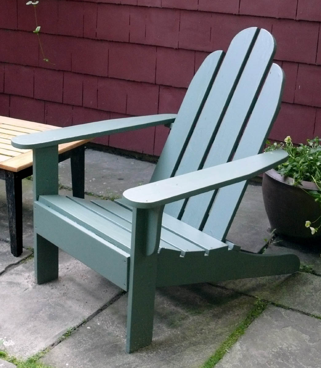 Outdoor Chairs How To Make Outdoor Furniture Finewoodworking