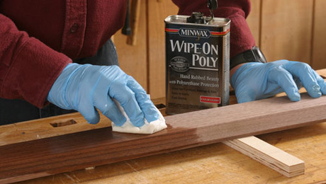 Watco Wipe On Poly Reviews