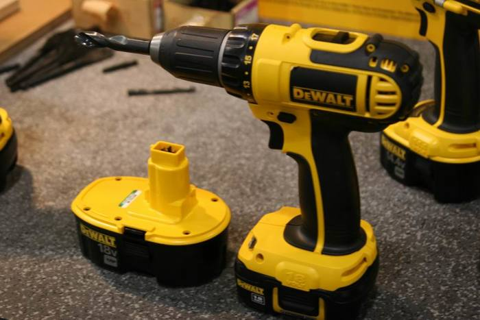 Nicad Vs Lithium Ion Drill