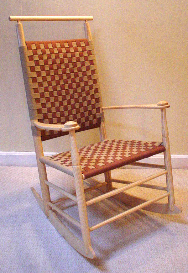 rocking chair fine woodworking jcpenney dining room chairs shaker style finewoodworking