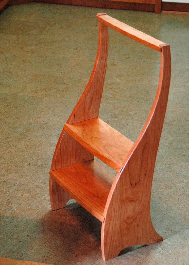 kitchen step novaform mat stool finewoodworking