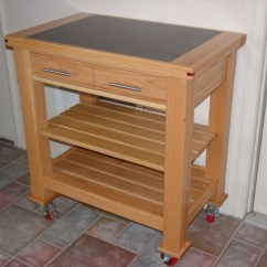Kitchen Work Tables Appliance Packages Table Finewoodworking