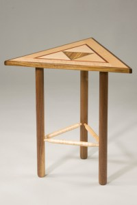 Triangle Table - FineWoodworking