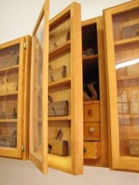 Woodshop Cabinets - FineWoodworking