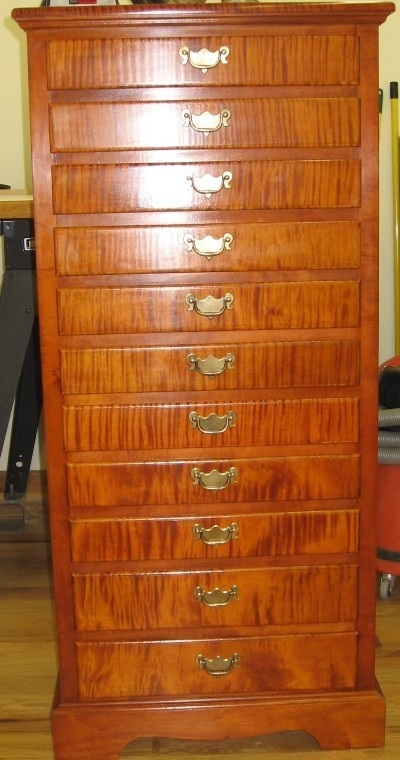 Jewelry Chest of Drawers  FineWoodworking