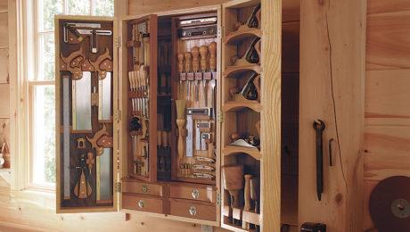 Chris Gochnour Tool Cabinet