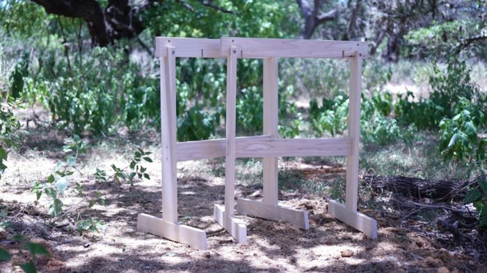 James Krenov Sawhorse