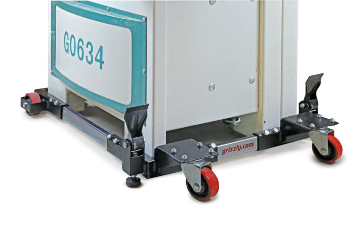 Diy Mobile Base For Jointer