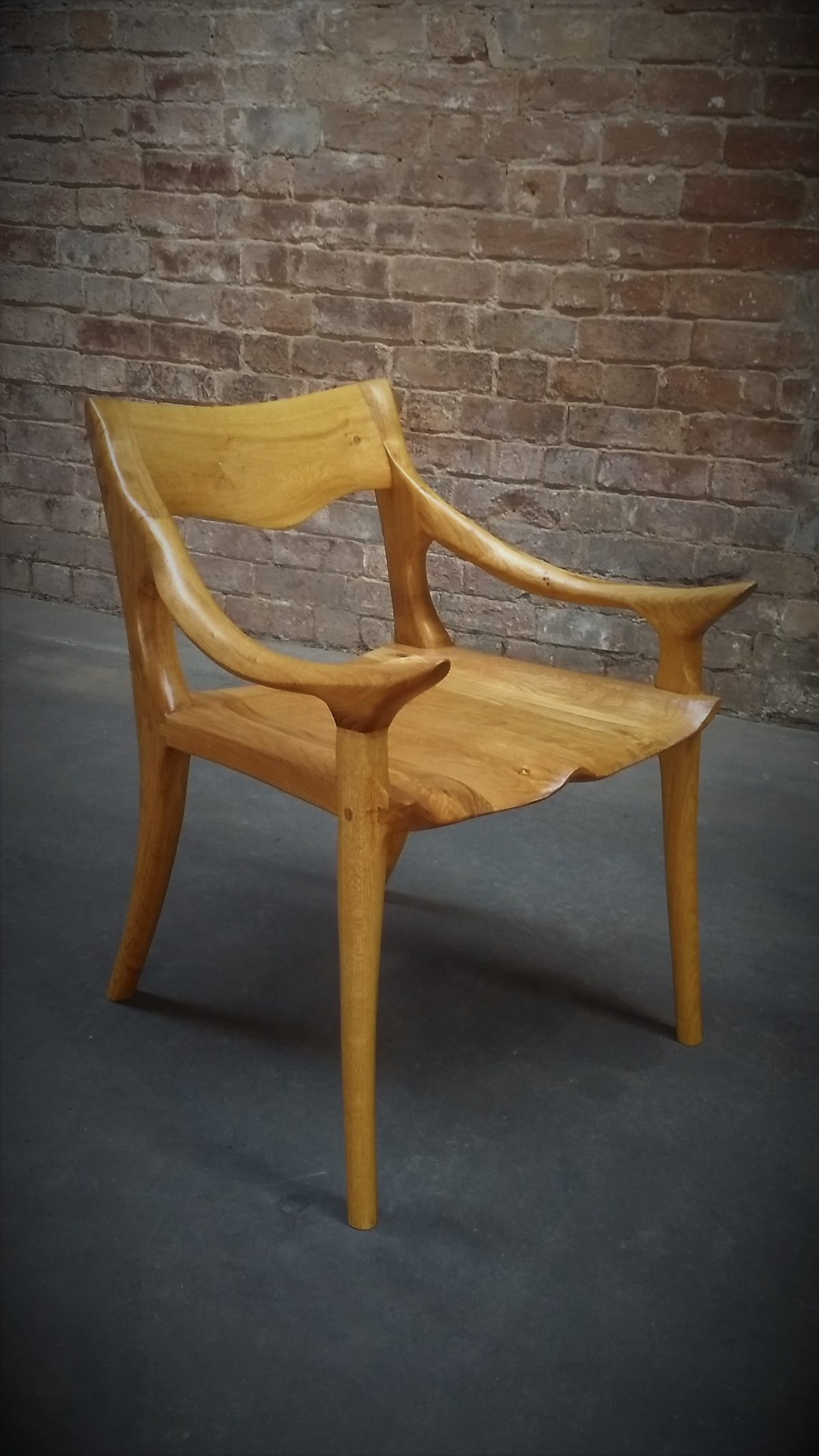 sam maloof chair plans slip covers in store low back finewoodworking