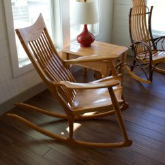 Rocking Chair Fine Woodworking Chairs At Target A Maloof Style Finewoodworking