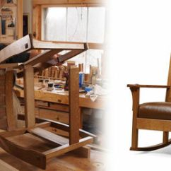 Rocking Chair Fine Woodworking Velvet Dining Chairs And Table Finewoodworking
