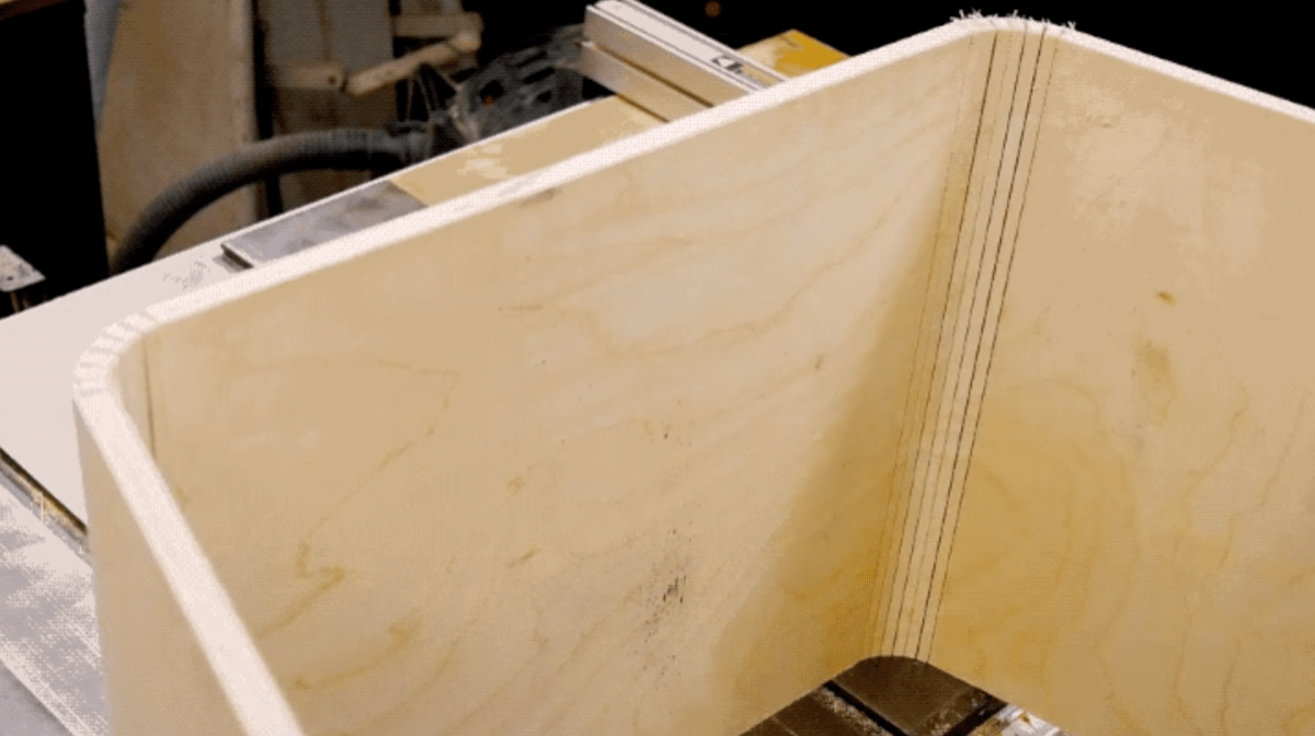 How To Bend Plywood For Furniture
