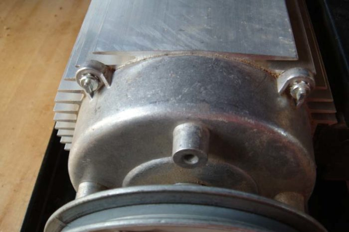 Bandsaw Motor Just Hums