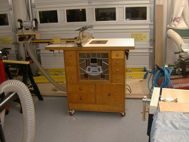 Veritas Router Table System