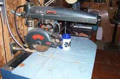 Radial Arm Saw Blade Wobble