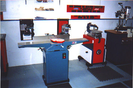 Bridgewood Jointer For Sale