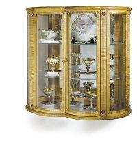 Maple curio cabinet - FineWoodworking