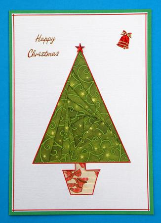 Christmas Tree Iris Folding Pattern CUP51760601