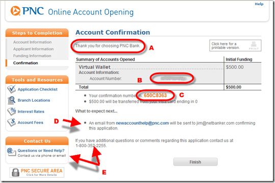 Online Personal Banking Pnc