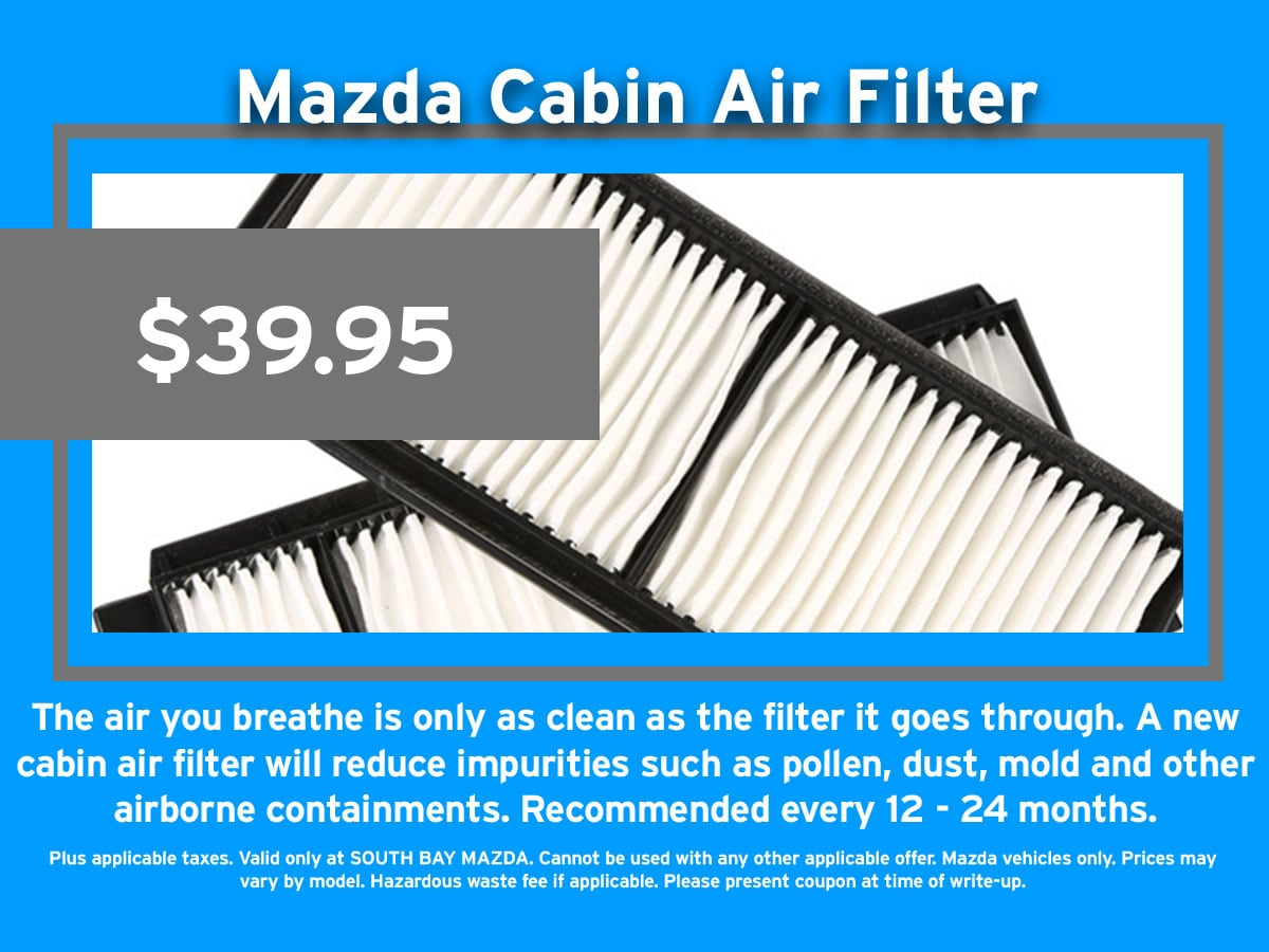 hight resolution of mazda air cabin filter replacement service