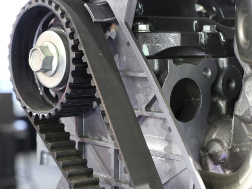 small resolution of engine timing belt service