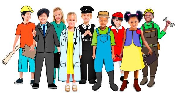 childhood dream job pay