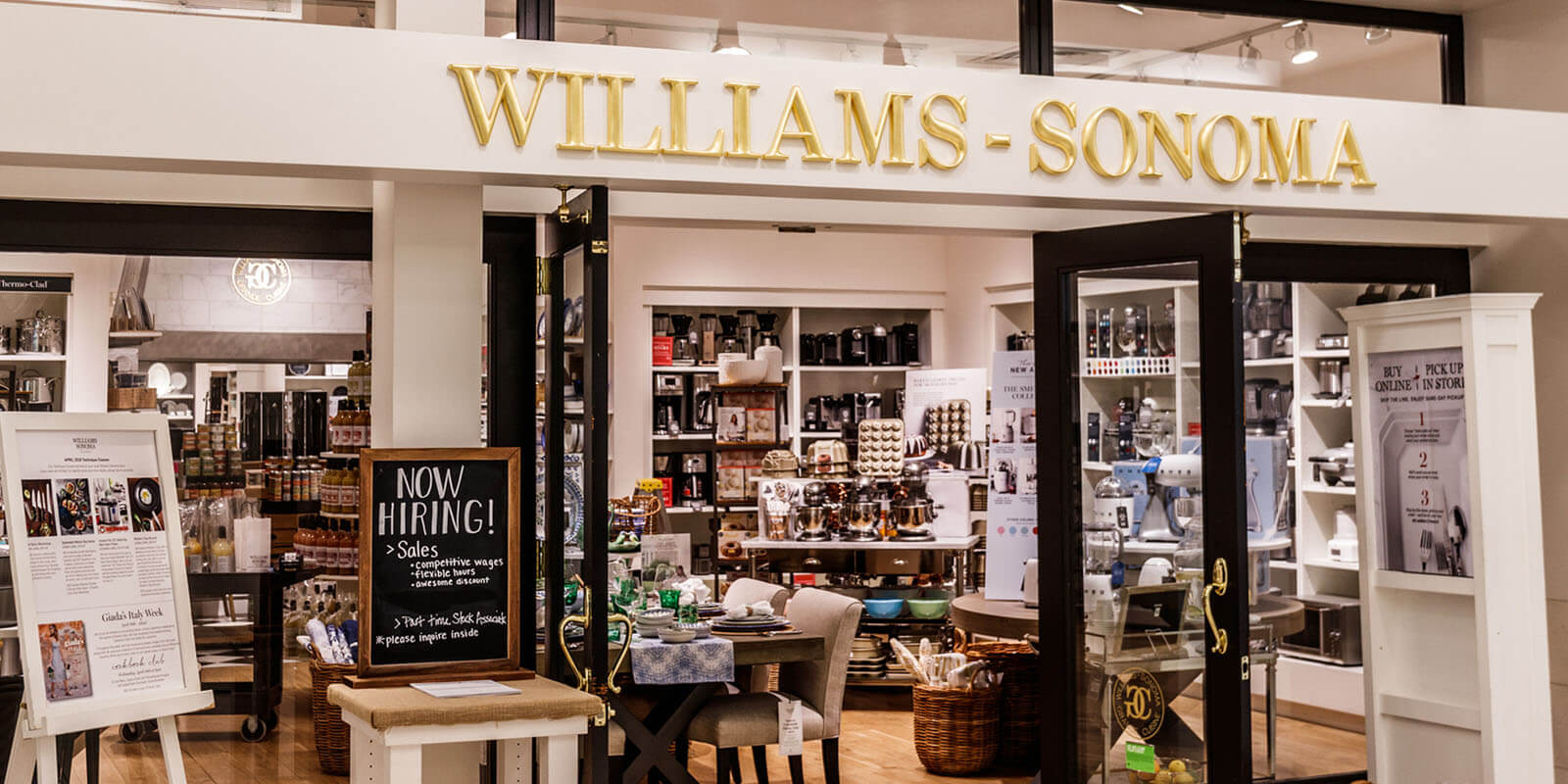 Williams Sonoma Is Hiring For Thousands Of Customer Service Remote Jobs