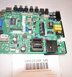 image is loading sanyo dp24e14 main board tp ms3393t p68 [ 4496 x 3000 Pixel ]