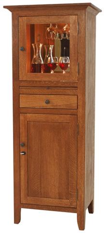 Barrister Bookcase 16 2902xxx Borkholder Furniture