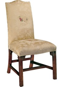 Upholstered Side Chair | 125S | Henkel-Harris Seating from ...