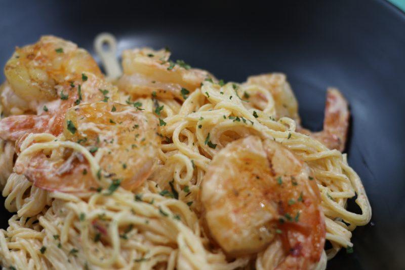 Bang Bang Shrimp Pasta From Damn Delicious Reviewed