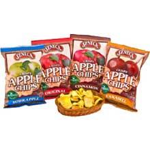 Seneca Cinnamon Apple Chips 25 oz bag