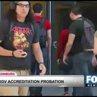 UTRGV Put on Probation by Accreditation Agency