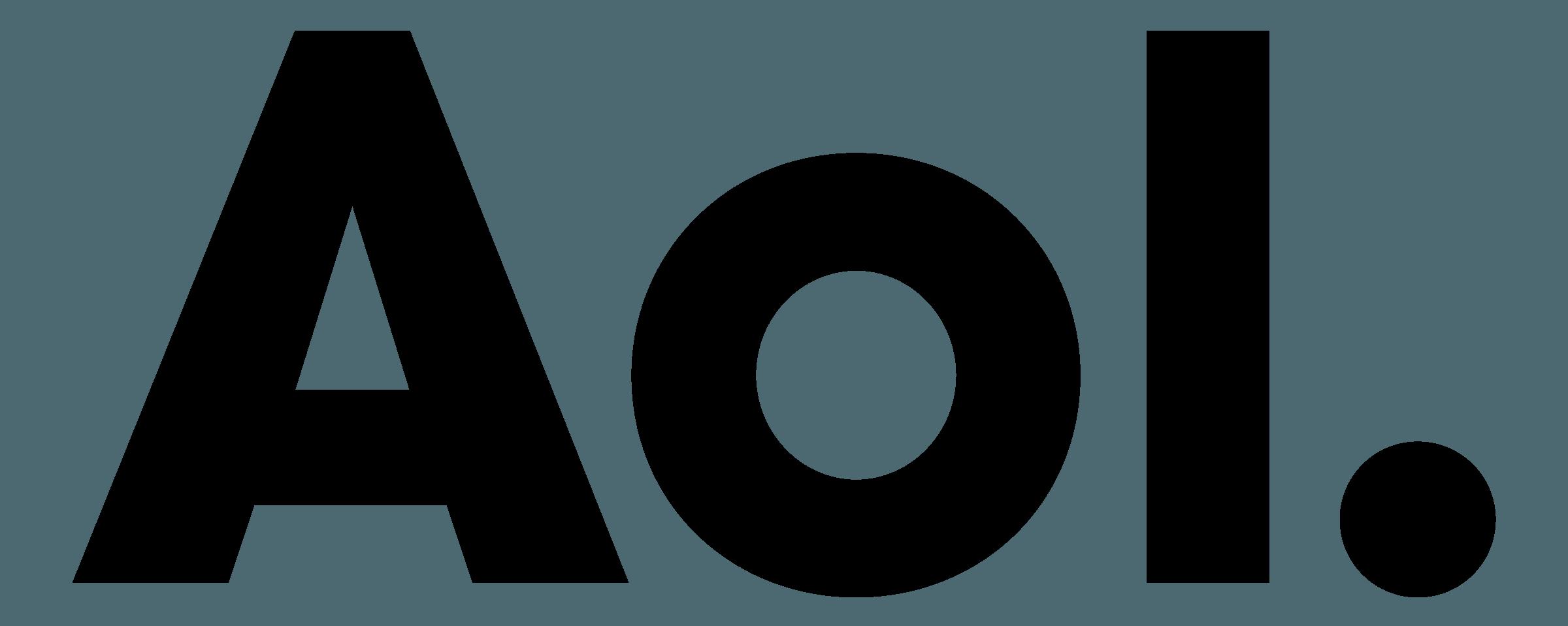 AOL Logo PNG Transparent & SVG Vector