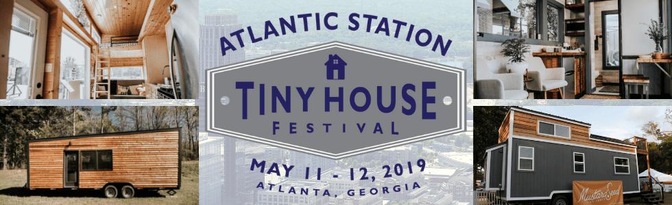Atlantic Station Tiny House Festival Tickets Atlantic