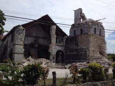 Help restore Baclayon church (2 centuries o... | Fundly