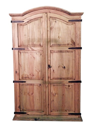 million dollar rustic full door armoire 0111001 dressers quality furniture