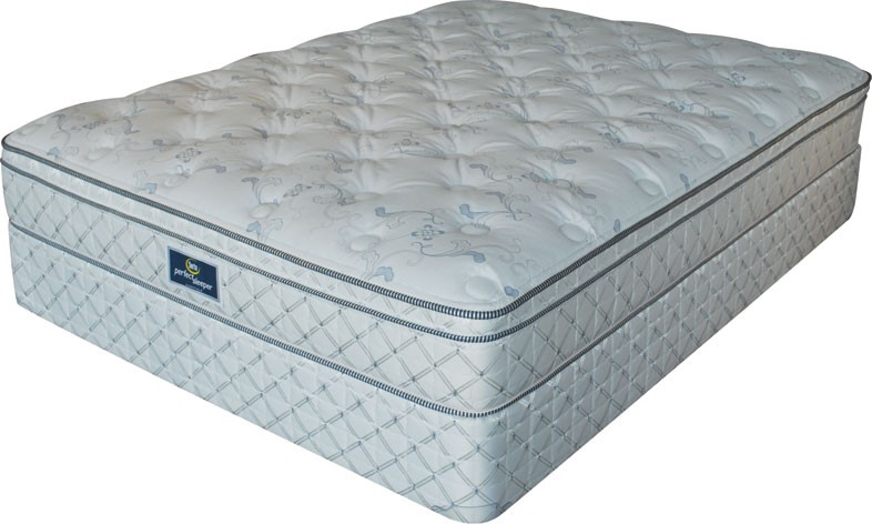 Serta Perfect Sleeper Pillow Top King  Full Size Bed