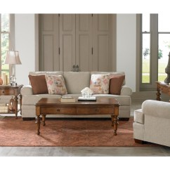 Broyhill Living Room Chairs Cottage Themed Furniture Landon Sofa 66083 Sofas Plourde
