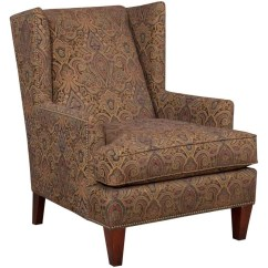 Upholstered Chair With Nailhead Trim Power Lift Recliners Broyhill Furniture Lauren Brass